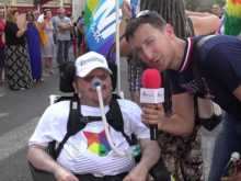 Cosenza Pride 2017. Intervista ad Antonio Saffioti, Vice Presidente F I S H  Calabria Onlus