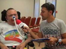 Intervista ad Antonio Saffioti - I° Seminario su Affettività e le persone con disabilità
