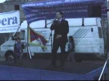Intervento di Antonio Stango - IX Marcia Internazionale per la Libertà