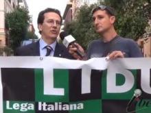 Intervista ad Antonio Stango - IX Marcia Internazionale per la Libertà