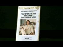 """""""Manifesto del secondo rinascimento"""" di Armando Verdiglione - Note di lettura a cura di Giancarlo Calciolari"""