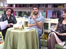 """Presentazione del libro """"Quello che le donne non dicono"""" di Arsenio Siani - Lamezia Terme (Cz) 14/04/2018"""