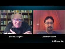 Un dialogo sull'arte con l'artista Renato Calligaro, a cura di Damiano Cantone