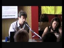 (1 di 2) Incontro delle Associazioni Radicali Toscane e Umbre organizzato da liberAperta Arezzo 23/06/12