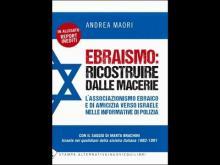 """""""Ebraismo: ricostruire dalle macerie"""" di Andrea Màori - Stampa Alternativa/Nuovi Equilibri"""