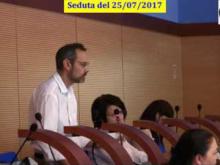 Seduta del Consiglio Municipale Roma VII del 25/07/2017 parte 2 di 3