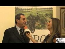 Intervista ad Attilio Romita - Gala Dinner a Palazzo Rospigliosi per il Nero di Troia