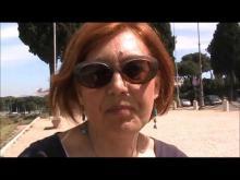 Augusta tassista di Roma - Inchiesta di Liberi.tv sul lavoro femminile (prima puntata)