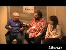 """Intervista a Barbara Bonvicini (Ass. Enzo Tortora - Radicali Milano) ed Emilio Martucci (Ass. Radicale """"Per la Grande Napoli"""") - XIII Congresso Radicali Italiani"""