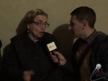 """Intervista alla Sig.ra Beatrice """"La Madonna delle grazie di Carpanzano"""" - XII Sagra della castagna a Carpanzano"""
