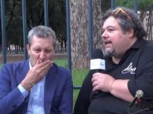 Intervista a Benedetto Della Vedova - IX Marcia Internazionale per la Libertà