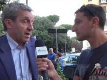 Intervista (2) a Benedetto Della Vedova - IX Marcia Internazionale per la Libertà