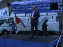 Intervento di Benedetto Della Vedova - IX Marcia Internazionale per la Libertà