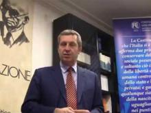 Benedetto Della Vedova - Lezione inaugurale corso 2017 della Scuola di Liberalismo Fondazione L. Einaudi