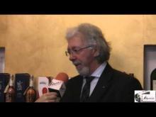 Beppe Bertagnolli (Distilleria Bertagnolli) Presidente Istituto Tutela Grappa del Trentino