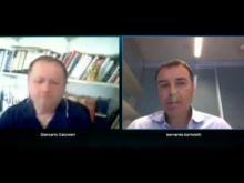 A Tavola Con L'Economia - Intervista al Prof. Bernardo Bortolotti, di Giancarlo Calciolari