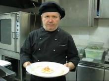 Biscotto morbido gratinato al melone fresco - A   Tavola con Giancarlo Calciolari