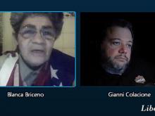Voci Transnazionali aggiornamenti sul Venezuela con Blanca Briceno 10/04/2015