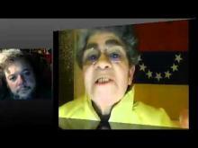 Notizie e aggiornamenti dal Venezuela, conversazione con Blanca Briceno. VociTransnazionali 21/02/14