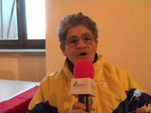 Intervista a Blanca Briceño (AIRESVEN) - X Marcia Internazionale per la Libertà