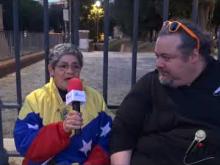 Intervista a Blanca Briceño - X Marcia internazionale per la Libertà