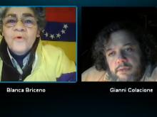 Notizie e aggiornamenti dalla Resistenza Venezuelana, conversazione con Blanca Briceno 21/03/14