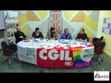 Bruno Talarico (Segretario Organizzativo CGIL Catanzaro - Lamezia T.) - CGIL per i diritti della comunità LGBT 13/12/12 Catanzaro