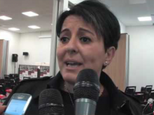 """Carmen Barbalace, Ass.re Regione Calabria - """"Officina della cultura e della creatività"""" a Soveria Mannelli (CZ)"""