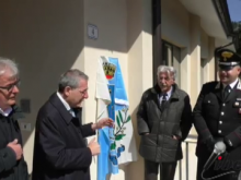 """Intitolazione della """"Casa delle Idee"""" di Soveria Mannelli (CZ) a Gerardo Marotta (26 Aprile 2017)"""