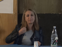 Caterina Forelli - Incontro di Radicali Italiani a Pizzo Calabro (19 Marzo 2017)