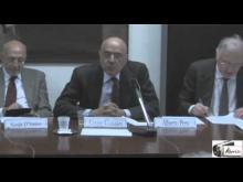 Apertura di Cesare Giussani - 141° Anniversario della nascita di Luigi Einaudi