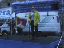 Intrvento di Cesare Piersigilli - IX Marcia Internazionale per la Libertà