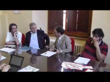 Conferenza stampa Cgil Catanzaro - Presentazione della 2a festa del lavoro, per il lavoro
