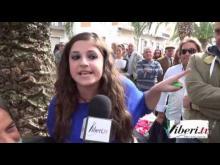 Chiara: A cosa servono i gay pride - Sentinelle in piedi a Lamezia Terme 30/11/14