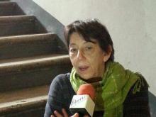 """Claudia Sterzi, relatrice su """"Iniziative popolari"""" al Comitato Nazionale di Radicali Italiani 17/01/2015"""