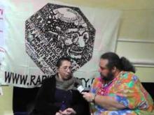 Claudia Sterzi - 39° Congresso Partito Radicale Nonviolento transnazionale e transpartito