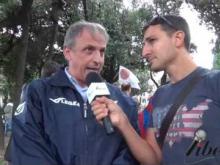 Intervista a Claudio Giuseppe Scaldaferri - IX Marcia Internazionale per la Libertà