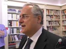 Intervista a Claudio Lotito, Presidente Società Sportiva Lazio S.p.A. - Soveria abbraccia Claudio Lotito