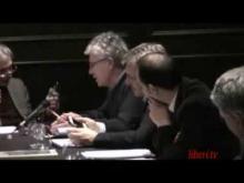 """Intervento di Claudio Martelli - Seminario sulla Riforma della legge elettorale organizzato da """"il Cantiere"""""""
