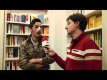 """Intervista a Claudio (Reggio Calabria) alla presentazione del libro """"Out. La Discriminazione degli omosessuali"""""""