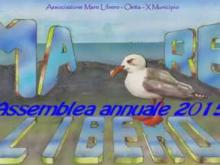 Presentazione e votazione Mozione generale - MARE LIBERO Assemblea annuale 2015