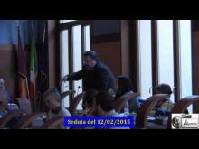 Seduta del Consiglio Municipale Roma VII del 12/02/2015 Parte 2 di 2