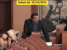 Seduta del Consiglio Municipale Roma VII del 25/10/2016