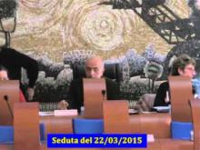 Seduta del Consiglio Municipale Roma VII del 22/03/2016
