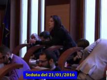 Seduta del Consiglio Municipale Roma VII del 21/01/2016 Parte 2 di 2