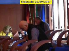 Seduta del Consiglio Municipale Roma VII del 26/09/2017 Parte 1 di 2