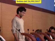 Seduta del Consiglio Municipale Roma VII del 26/09/2017 Parte 2 di 2