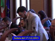 Seduta del Consiglio Municipale Roma VII del 17/12/2015 Parte 1 di 2