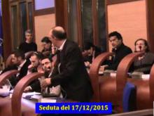 Seduta del Consiglio Municipale Roma VII del 17/12/2015 Parte 2 di 2