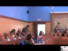 Seduta del Consiglio Municipale Roma VII del 18/09/2014 Parte 1 di 2
